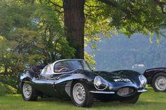 1956 Jaguar XKSS