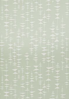 Ditto Julep Wallpaper by MissPrint. PEFC certified and printed in the UK