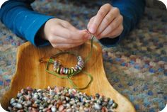 Native Corn Jewelry Tutorial