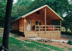 The Bear Run Inn Cabins and Cottages in Hocking Hills Ohio