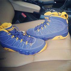 """Air Jordan Retro 9 """"Calvin Bailey"""" – Preview"""