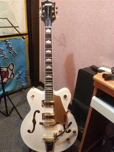 Gretsch G5422TDCG | 19.5jt Gretsch, Cool Guitar, Guitars, Music Instruments, Musical Instruments, Guitar, Vintage Guitars