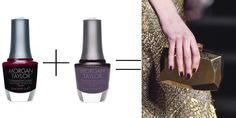 Nail Polish Layering Is Trending for Fall