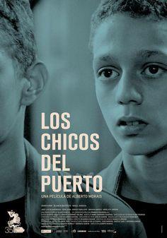 Los chicos del puerto (2013) España. Dir: Alberto Morais. Drama. Road Movie. Adolescencia. Educación. Cine social - DVD CINE 2307