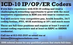 Do you already code in If so, we should talk. Medical Coding Jobs, Medical Coder, Healthcare Jobs, Icd 10, 15 Years, Health Benefits, Health Care, Feelings, 15 Anos