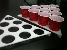 Beer Pong Party Time!