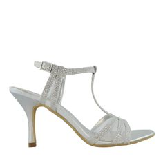 T-Strap Glitter Upper - Kenneth Cole