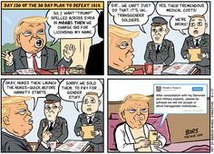 Follow me on Twitter at @MattBors  or like my Facebook page . New: check out the new animated political cartoons I'm making.