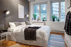No sin mis cortinas (o de un precioso piso de estilo nórdico) · Not without my curtains (a beautiful nordic style apartment)