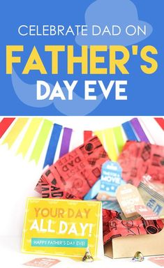 Father's Day Gift Basket! #fathersdaygift