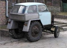 Feast your eyes on The Best Bad Redneck vehicles and start your droolin'! These badass and funny redneck cars and trucks, boats, bikes and tractors are s Tractor Cabs, Bike Cart, Meanwhile In Russia, Beast From The East, John Deere Tractors, Amazing Cars, Cool Bikes, Custom Cars, Custom Wheels