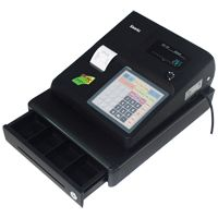 Single Station Cash Register.   Direct ThermalPrinter.   16Department   4B/8C Large Metal Cash Drawer   Receipt on/off function   Improved Large Numeric front display   Low cost unit    ?      Paper   T5750