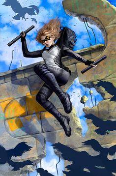 Populaire au point d'avoir droit à son propre spin-off à la télévision (Marvel's Most Wanted, à venir sur ABC) Mockingbird revient sur les étagères des comics shops après un numéro spécial pour les cinquante ans du S.H.I.E.L.D.. Première ongoing pou....