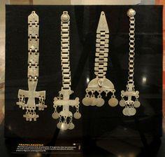 Sogni del Rütrafe Ornamenti Mapuche in argento Collezione dell'Universidad Católica de Temuco 22 aprile - 31 luglio 2015