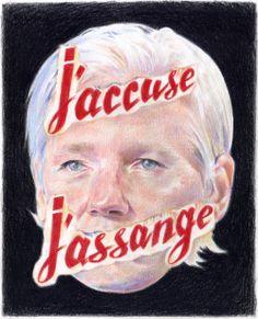 Eric Yahnker.2011_NYTimes_Assange