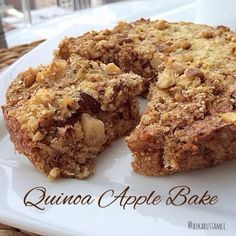 Less quinoa, presoaked. more oats, add raisins, cranberries, more milk, agave sweetener