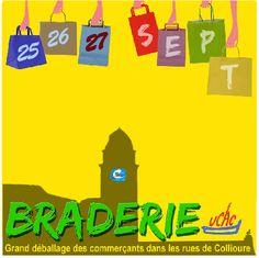 Sale time in Collioure Braderie chez Collioure