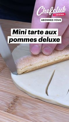 Best Dessert Recipes, Apple Recipes, Easy Desserts, Sweet Recipes, Delicious Desserts, Yummy Food, 24 Kitchen Filipa Gomes, Yummy Things To Bake, Creative Food