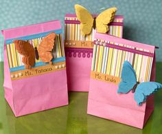 crafts..dimensional butterflies