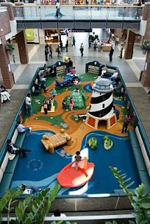 Southpoint Mall Playarea #Durham