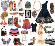 """Mexico"" by carolwatergirl on Polyvore"