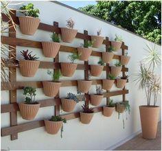 Jardinagem e Paisagismo    | Montando um jardim vertical