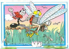 'Ferda Mravenec' by Ondřej Sekora