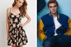 Pick Your Outfits For This Week And We'll Match You With A TV Heartthrob Archie Andrews from Riverdale Fashion Tv, Fashion Outfits, Playbuzz Quizzes, Edgy Dress, Fun Quizzes, Buzzfeed, Get Dressed, Clothes, Quizes