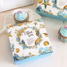 Small Size Sea Shell Mid Autumn Festival Mooncake Box Package Cookie Biscuit Gift Box Dessert Pastry Cake Box
