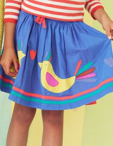 Boden Girl's Decorative Skirt   $43.20