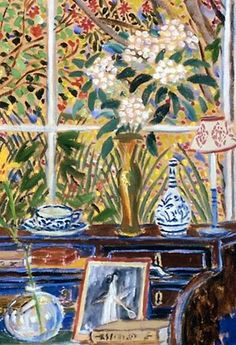 Damian Elwes, Monet's Studio