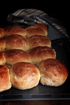 προετοιμασία Hamburger, Yummy Food, Bread, Cooking, The One, Easy, Recipes, Brioche, Kitchen
