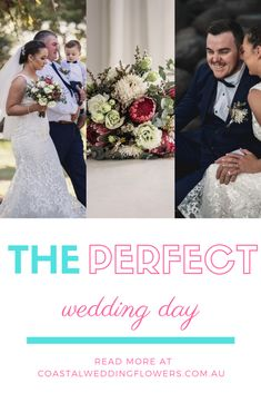 The wedding you have always dreamed of on the Gold Coast. Photos by Darbs Photography Coastal Wedding Flowers, Flower Crown Hairstyle, Hair Flowers, Flower Crowns, Buttonholes, Gold Coast, Perfect Wedding, Reception, Wedding Day