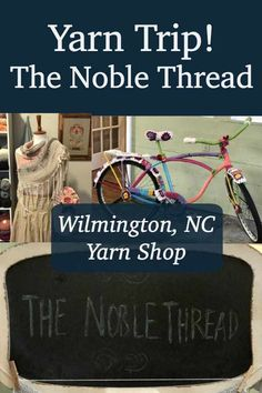 e34eeb2f998 Check out this cute Wilmington yarn store in Wilmington