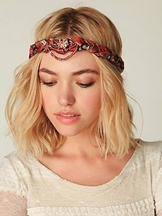 Tamira Jeweled Turban by Curried Myrrh #freepeople #turban #curried myrrh