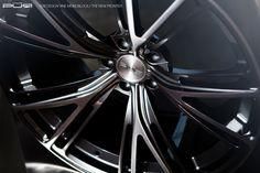 Design 9INE MODERN BLACK / LUMIERE GREY / CUSTOM