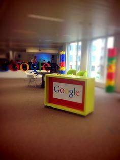 Bureaux #Google de Bruxelles