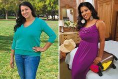 Applaus! Unsere Leserin Yasmin hat in sieben Monaten sechs Kilogramm angekommen und verrät jetzt, wie sie auch im Urlaub ihr neues Gewicht hält.