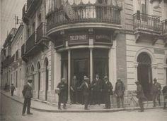 El antiguo edificio de Crisluis, donde ahora se encuentra Sfera.