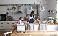 Transformă decorarea casei în ritualul vostru anual, în care cei mici sunt actorii principali. #ideiIKEA #ideeasaptamanii