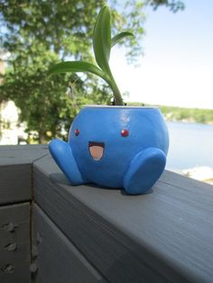 Zomg! This Oddish is a Planter