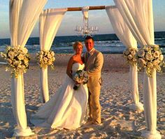 A picture-perfect wedding at Martinique on the Gulf in Gulf Shores