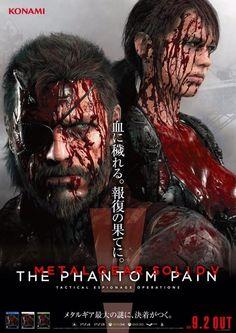 Actus Jeux Vidéo du 25 juillet 2015 - Metal Gear Solid V : The Phantom Pain