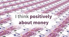 15 Money Affirmations To Attract Money Into Your Life @ http://chi-nese.com/6-money-affirmations-attract-money-life/ #moneyaffirmations #lawofattraction #positiveaffirmations