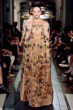 Valentino Fall 2012 Couture | Wedding Inspirasi