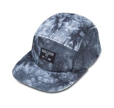 Tye Dye 5 Panel Cap by Factorie. This 5 panel hat come with tye dye pattern on a cotton blend fabric material, perfect hat to complete your casual look, classic design  hat with adjustable snapback fastening, this hat sure is Swag! http://www.zocko.com/z/JJ0AT