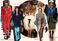 #MFW: Die wichtigsten Tendenzen & Lieblingslooks von der Mailänder Modewoche