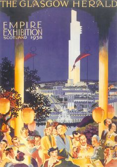Empire exhibition Glasgow 1938