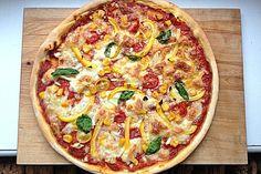 Pizzateig (Rezept mit Bild) von Ela* | Chefkoch.de
