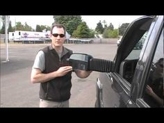 http://www.salemoffroadcenter.comSORC Video Blog: Today we Install Powervision Power Extension Towing Mirrors on a 2003 Chevy 2500HD    Power Vision Mirrors are made in Oregon to OEM specs. They extend 5 inches at the push of a button for maximum visibility. They Re-use your factory mirror adjustment switch and add a switch to move them in and out. They are even a factory option on some Chevy Silverado and GMC Sierra trucks!